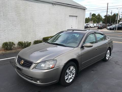 2006 Nissan Altima for sale in Clifton, NJ