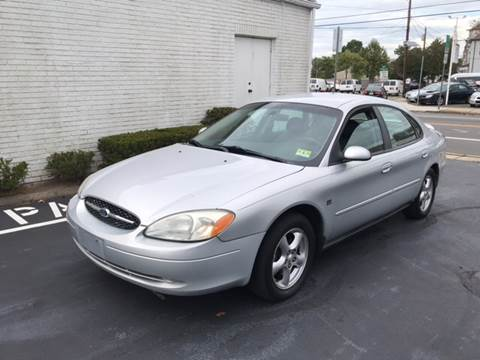 2002 Ford Taurus for sale in Clifton, NJ