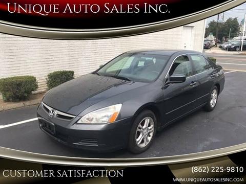 2007 Honda Accord For Sale In Clifton, NJ