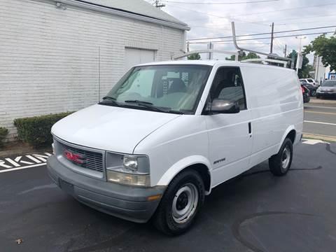 2000 GMC Safari Cargo for sale in Clifton, NJ
