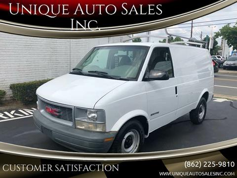 2000 GMC Safari Cargo for sale in Clifton, NJ