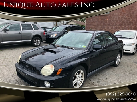 2003 Subaru Impreza for sale in Clifton, NJ
