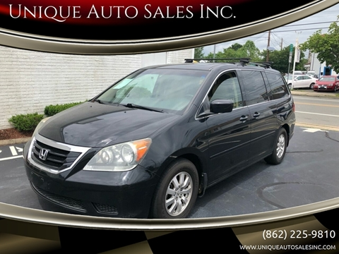 2008 Honda Odyssey for sale in Clifton, NJ