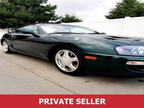 1998 Toyota Supra for sale in Virginia Beach, VA