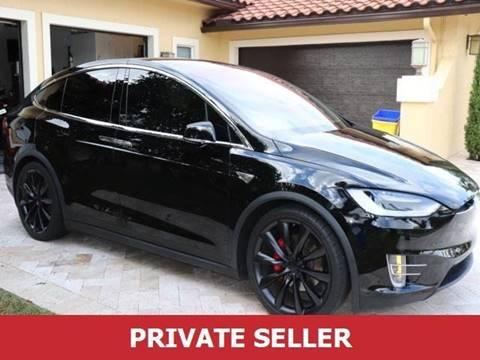 Used Tesla Model X For Sale >> 2016 Tesla Model X For Sale In Virginia Beach Va