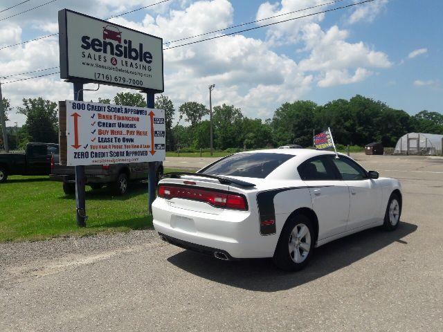 2011 Dodge Charger Sedan 4D - Fredonia NY