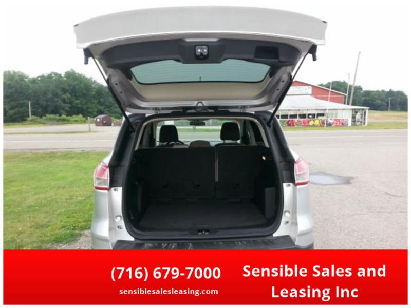 2013 Ford Escape AWD SE 4dr SUV - Fredonia NY