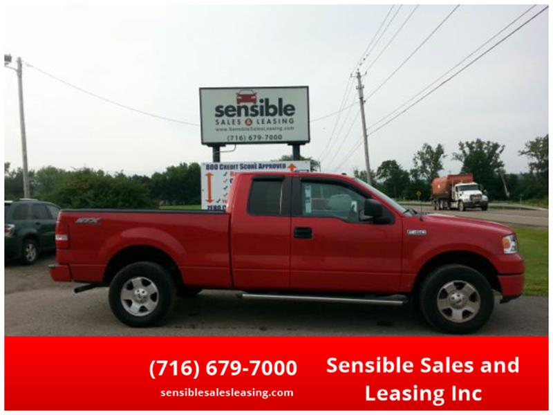2007 Ford F-150 STX Pickup 4D 6 1/2 ft - Fredonia NY