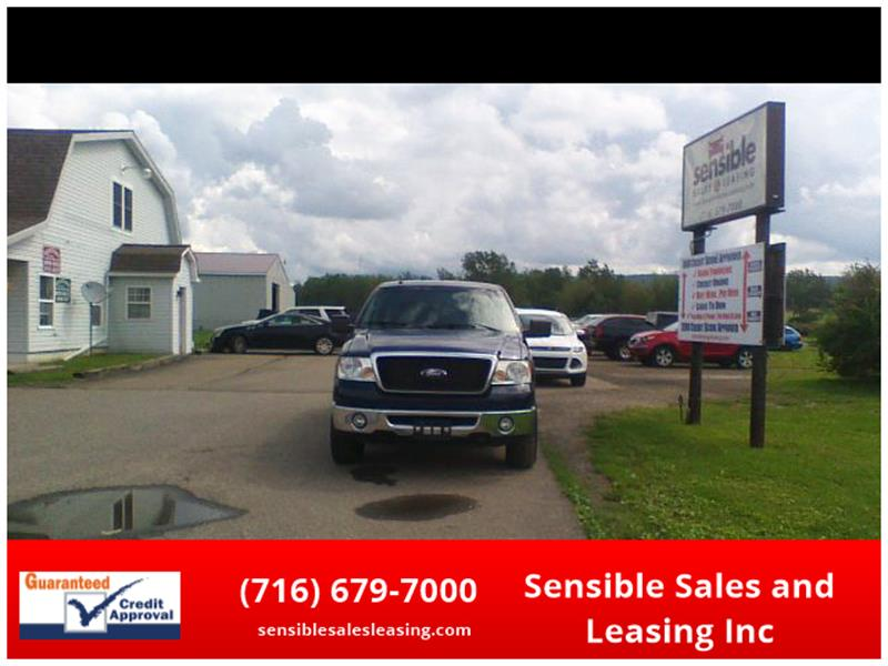 2008 Ford F-150 XLT Pickup 4D 5 1/2 ft - Fredonia NY