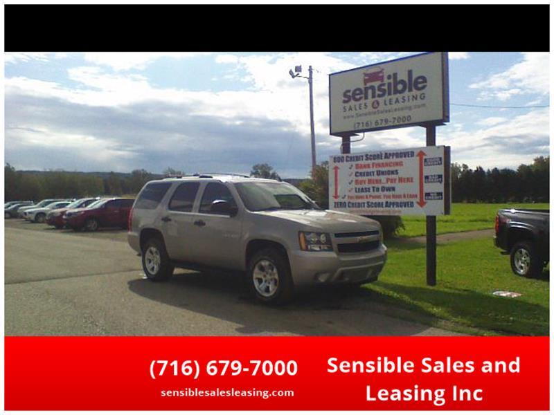 2007 Chevrolet Tahoe LS Sport Utility 4D - Fredonia NY