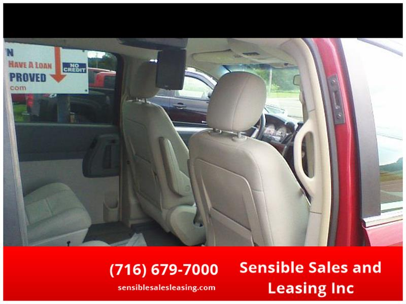 2008 Chrysler Town and Country Touring 4dr Mini-Van - Fredonia NY