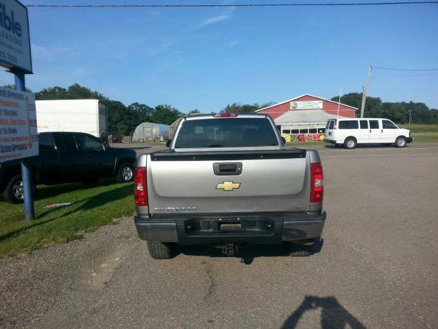 2008 Chevrolet Silverado 1500 LT Pickup 4D 5 3/4 ft - Fredonia NY