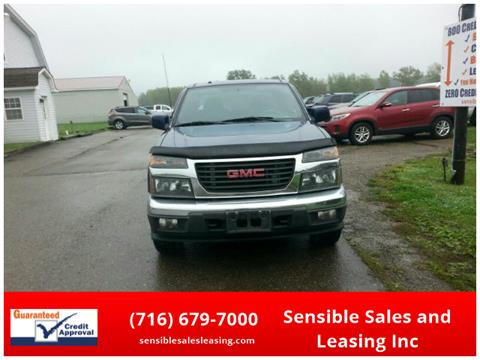 2009 GMC Canyon for sale in Fredonia, NY