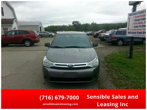 2009 Ford Focus for sale in Fredonia, NY
