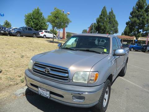 2002 Toyota Tundra for sale in Vacaville, CA