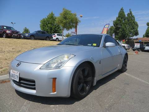 2008 Nissan 350Z for sale in Vacaville, CA