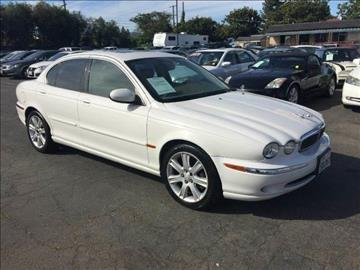 2003 Jaguar X-Type for sale in Vacaville, CA