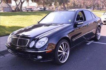 2003 Mercedes-Benz E-Class for sale in Vacaville, CA