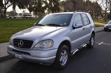 2001 Mercedes-Benz M-Class for sale in Vacaville, CA