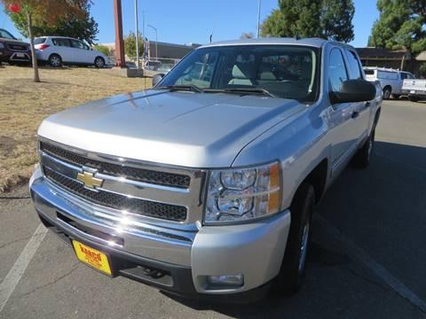 2011 Chevrolet Silverado 1500 for sale in Vacaville, CA