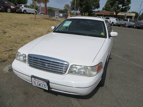 2003 Ford Crown Victoria for sale in Vacaville, CA