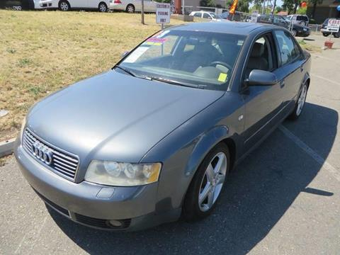 2003 Audi A4 for sale in Vacaville, CA