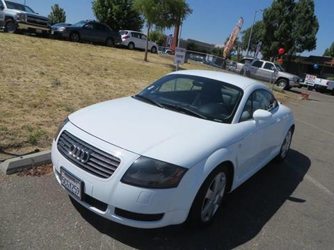 2002 Audi TT for sale in Vacaville, CA