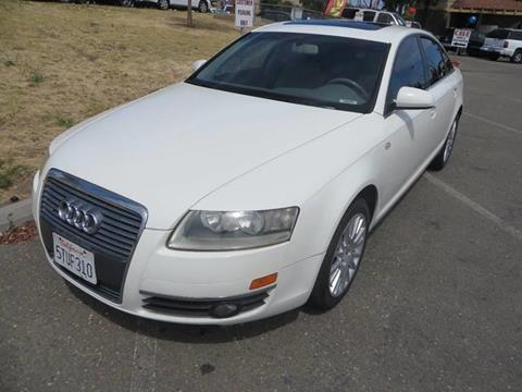 2006 Audi A6 for sale in Vacaville, CA