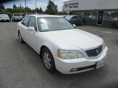 2002 Acura RL for sale in Vacaville, CA