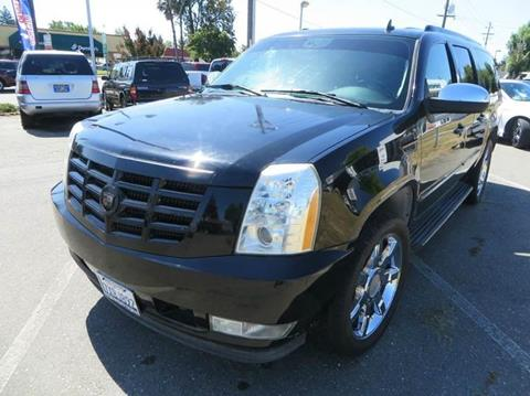 2007 Cadillac Escalade ESV for sale in Vacaville, CA