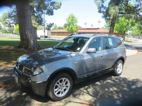 2005 BMW X3 for sale in Vacaville, CA