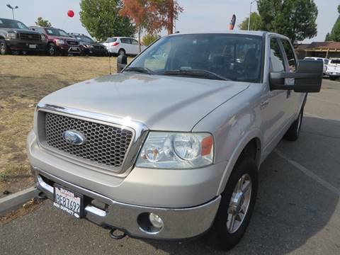 2006 Ford F-150 for sale in Vacaville, CA