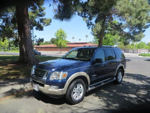 2007 Ford Explorer for sale in Vacaville, CA