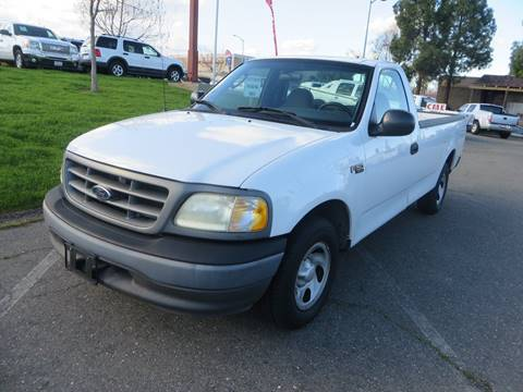 2003 Ford F-150 for sale in Vacaville, CA