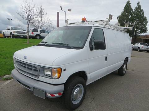 1997 Ford E-250 for sale in Vacaville, CA