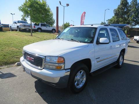 2004 GMC Yukon for sale in Vacaville, CA