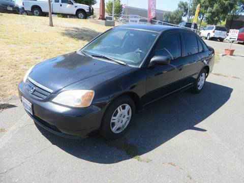 2001 Honda Civic for sale in Vacaville, CA