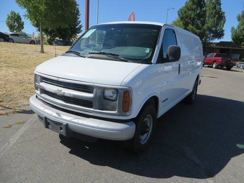 2002 Chevrolet Express Cargo for sale in Vacaville, CA