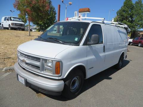 2000 Chevrolet Express Cargo for sale in Vacaville, CA