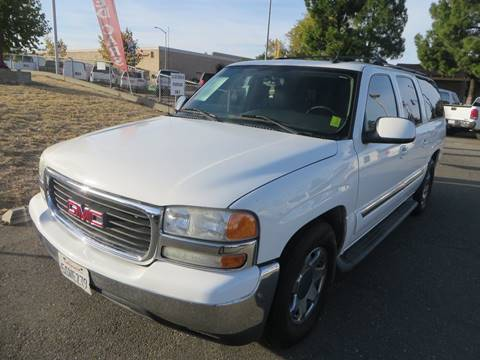 2005 GMC Yukon XL for sale in Vacaville, CA