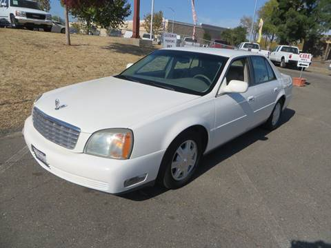 2005 Cadillac DeVille for sale in Vacaville, CA
