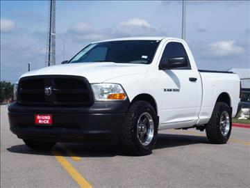 2012 RAM Ram Pickup 1500 for sale in Round Rock, TX
