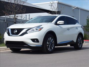 2017 Nissan Murano for sale in Round Rock, TX
