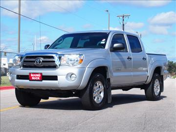 2010 Toyota Tacoma for sale in Round Rock, TX