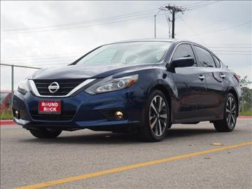 2017 Nissan Altima for sale in Round Rock, TX