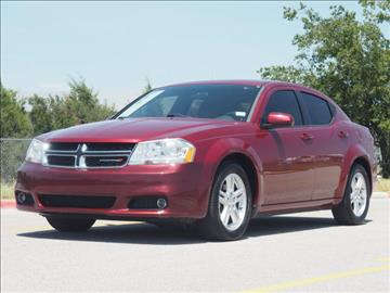 2014 Dodge Avenger for sale in Round Rock, TX