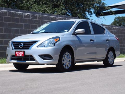 2017 Nissan Versa for sale in Round Rock, TX