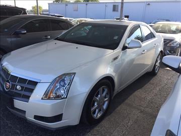 2008 Cadillac CTS for sale in Round Rock, TX