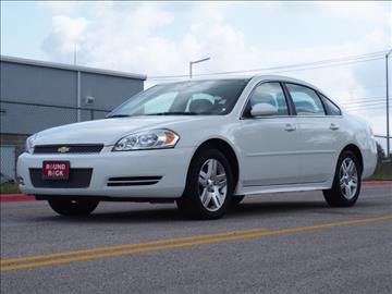 2012 Chevrolet Impala for sale in Round Rock, TX
