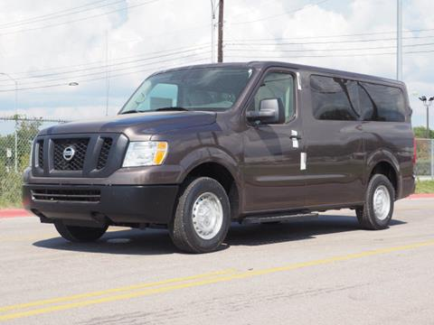 2017 Nissan NV Passenger for sale in Round Rock, TX